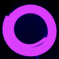 Neon FLEX LED 120 LED 12V 1m IP65 Fioletowy VIP