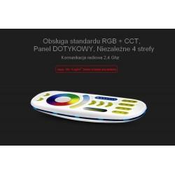Pilot RGB+CCT 4 Strefowy Milight FUT092