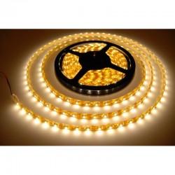 Taśma 300 LED 3528 5m Biała CIEPŁA - IP65