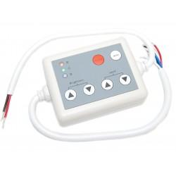 Kontroler RGB + PILOT Radiowy 20 funkcji