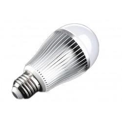 Żarówka LED E27 9W RGBW Ciepła Milight FUT016