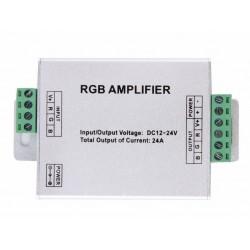 Wzmacniacz Sygnału RGB 24A 12V 24V