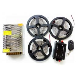 Zestaw Taśma 300 LED 2835 15m + Zasilacz
