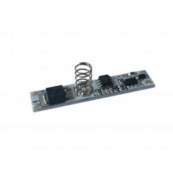 Włącznik Profilowy Dotykowy Taśma LED 12V 120W 10A Ściemniacz