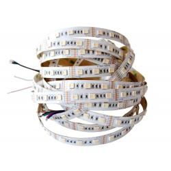 Taśma RGB+CCT 5w1 60 LED 5050 1m Ciepła - Zimna