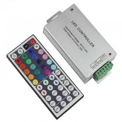 Kontroler Taśma LED RGB 144W 12A Pilot Radiowy 44P