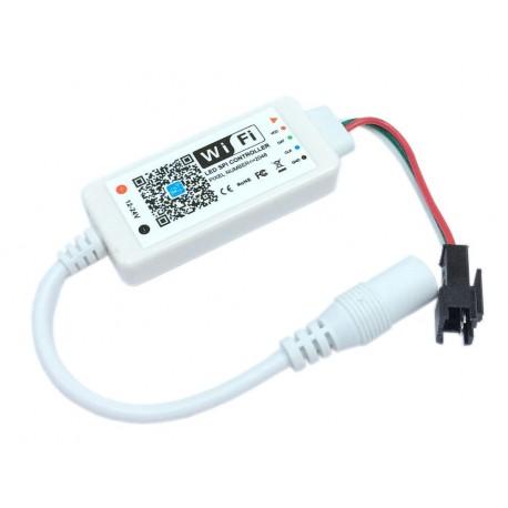 Kontroler RGB WiFi 144W Sterowny Telefonem
