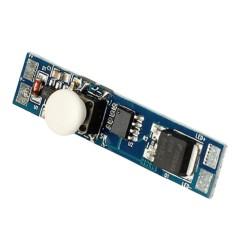 Mikroprzełącznik Ściemniacz Pamięć 12-24V BS001