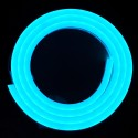 Neon FLEX 120 LED 12V Wąż ŚWIETL 1m IP65 Niebieski