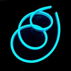 Neon FLEX 12 LED 12V Wąż ŚWIETLN 10cm IP65Błękitny