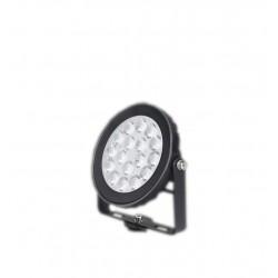 9W RGB+CCT LED Halogen Ogrodowy (DC24V) FUTC01