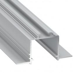 Profil Architektoniczny SUBLI 2m Taśma LED WPUSZCZ