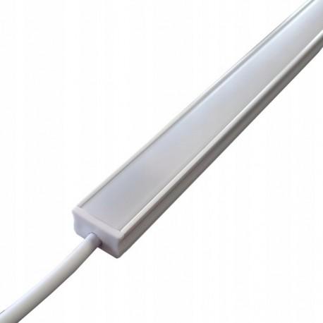 Listwa LED RGBW 120cm Oświetlenie KARNISZA OKNA