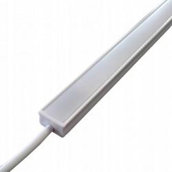 Listwa LED RGBW 180cm Oświetlenie KARNISZA OKNA