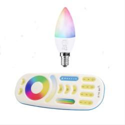 1X Żarówka FUT108 LED RGBCCT E14 Milight FUT092