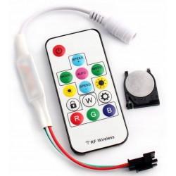 Kontroler Cyfrowy Taśma LED WS2811 2812 SP103E RF